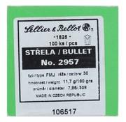 Sellier & Bellot Sellier & Bellot kogelkoppen Kal. .308 180gr