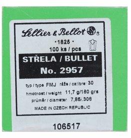 Sellier & Bellot Sellier & Bellot kogelkoppen .308 180gr