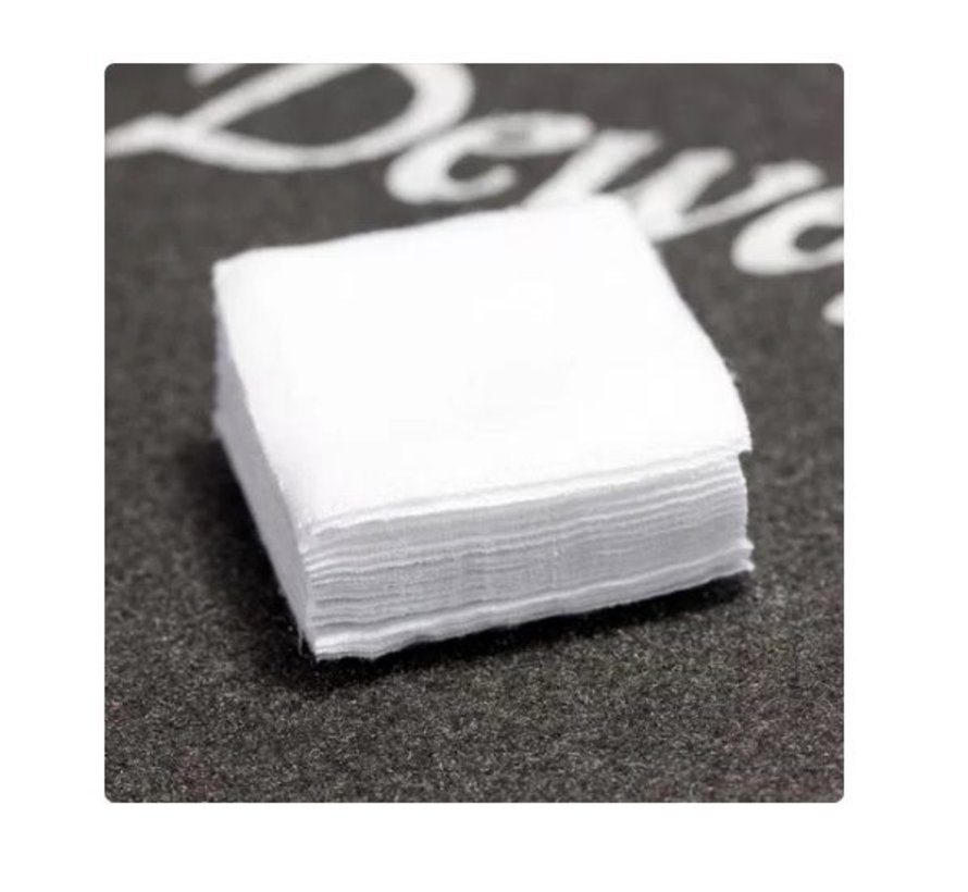 Dewey cleaning patches .22 / .243