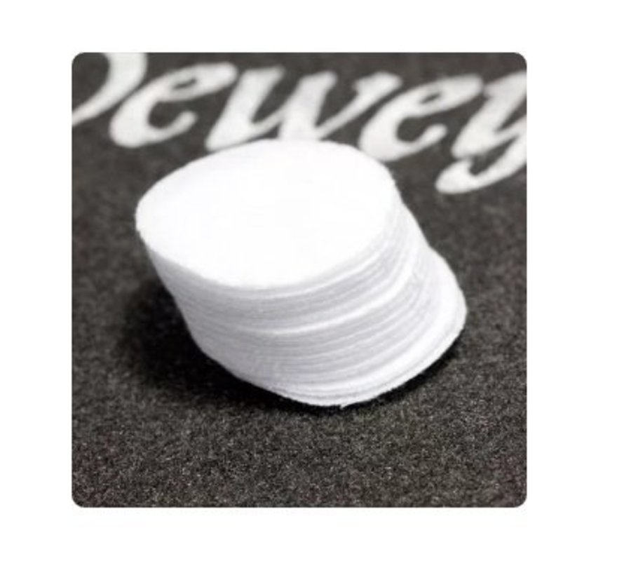 Dewey Cleaning patches .30 / 7,62mm