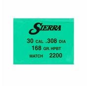 Sierra Bullets Sierra MatchKing .308 HPBT 168 grain 2200