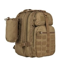 NcStar Sling Backpack Tan
