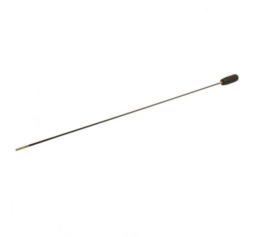 Carbon fiber cleaning rod with a length of 550 mm voor .177 - 4.5mm caliber weapons
