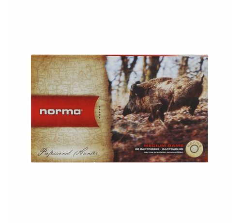 Norma Vulkan 7x64 hunting ammunition by Norma