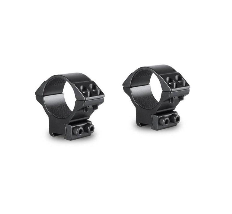 Hawke Match mounts 30 mm  9 - 11 mm Medium