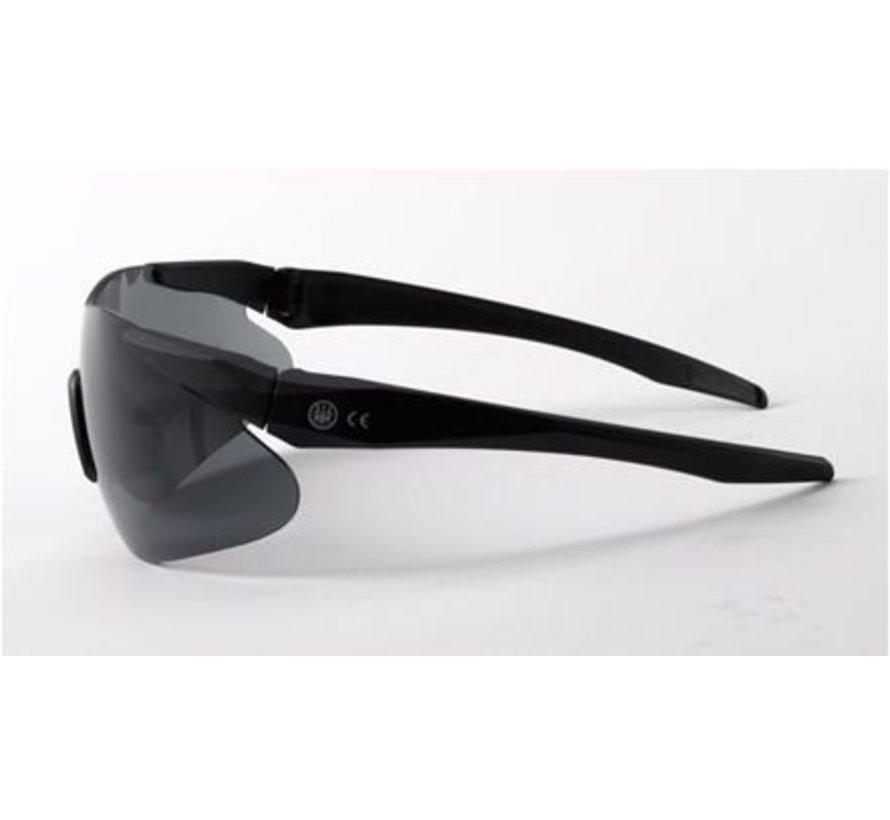 Beretta Shooting glasses Challenge grey