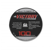Victory Victory 6mm Flobert Crimped Blancs