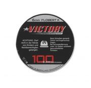 Victory Victory 6mm Flobert Crimped Blancs