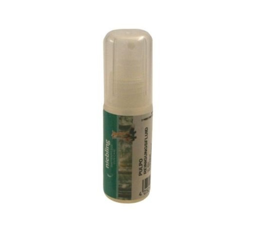 Niebling pulpo cleaning fluid