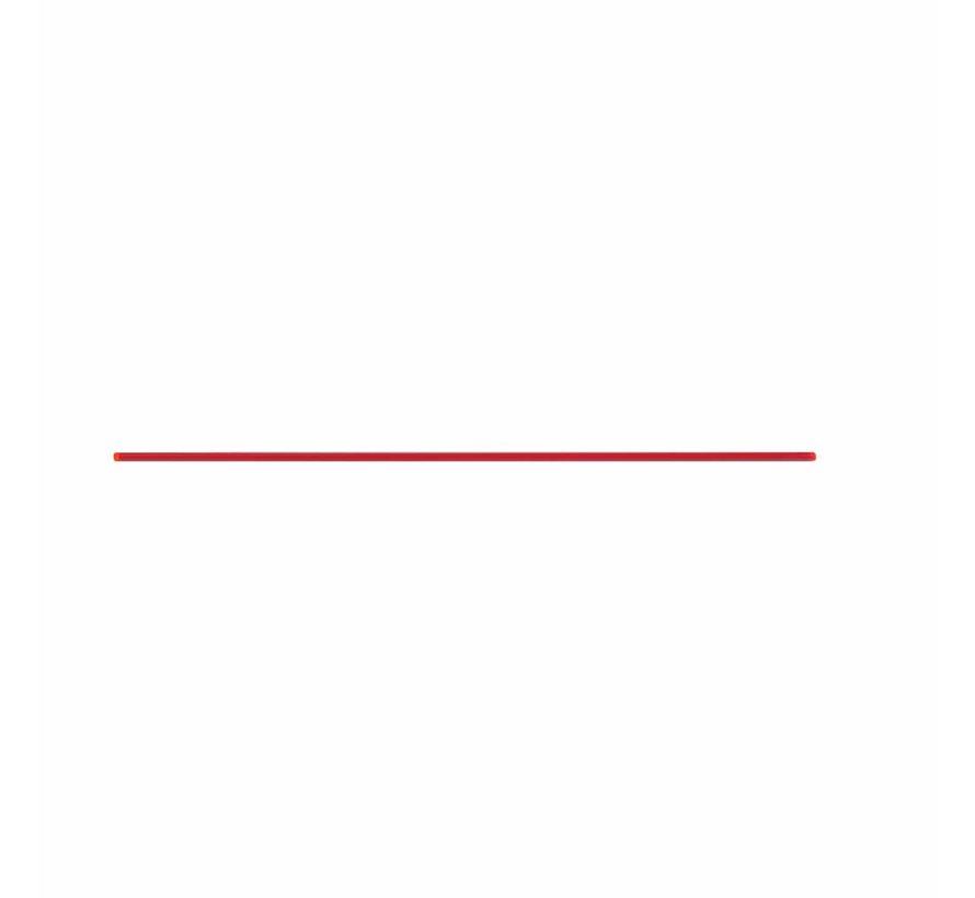 LPA 1mm Fiber Optic 10cm Red Truglo