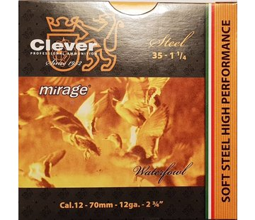 Clever Clever Mirage 35 gram Hagelpatronen Kal. 12