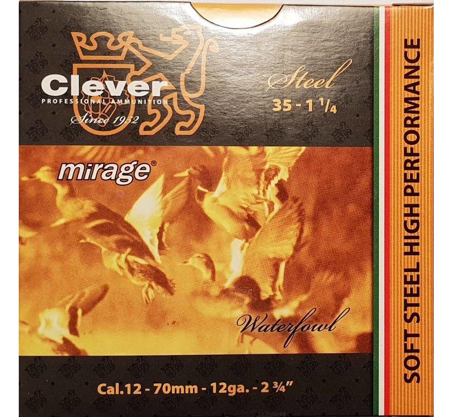 Hagelpatronen 35 gram van Clever