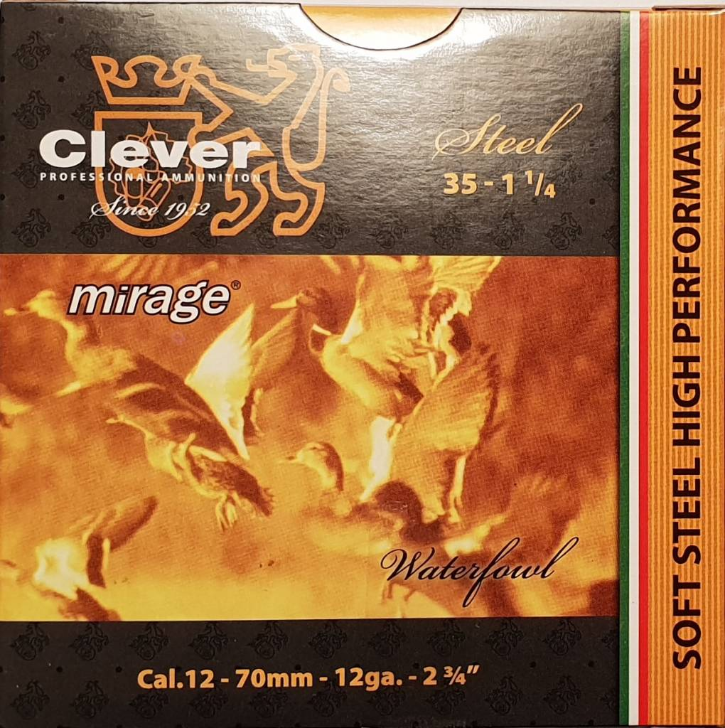 Clever Clever Mirage Waterfowl Cal.12 - 35 gr. - Nr.5