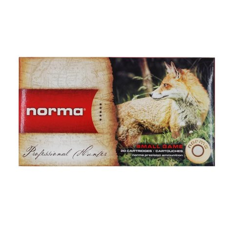 Norma Norma 22-250 REM. V-Max 50 gr