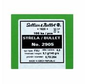 Sellier & Bellot Sellier & Bellot kogelkoppen Kal. 6.5, 140gr