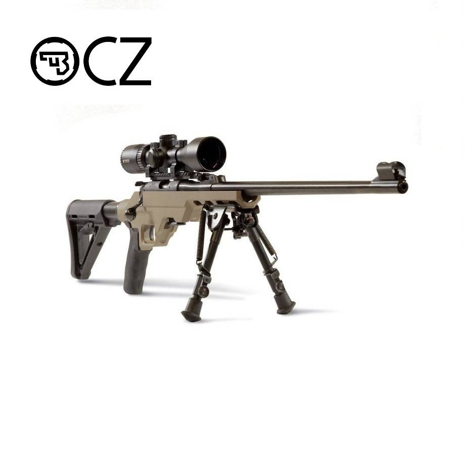 MDT LSS-RF Chassis System CZ455 FDE