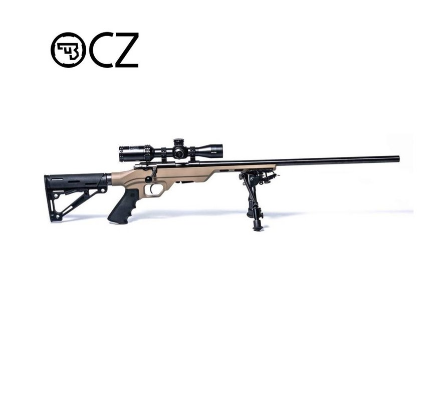LSS-RF Chassis System CZ455 Black