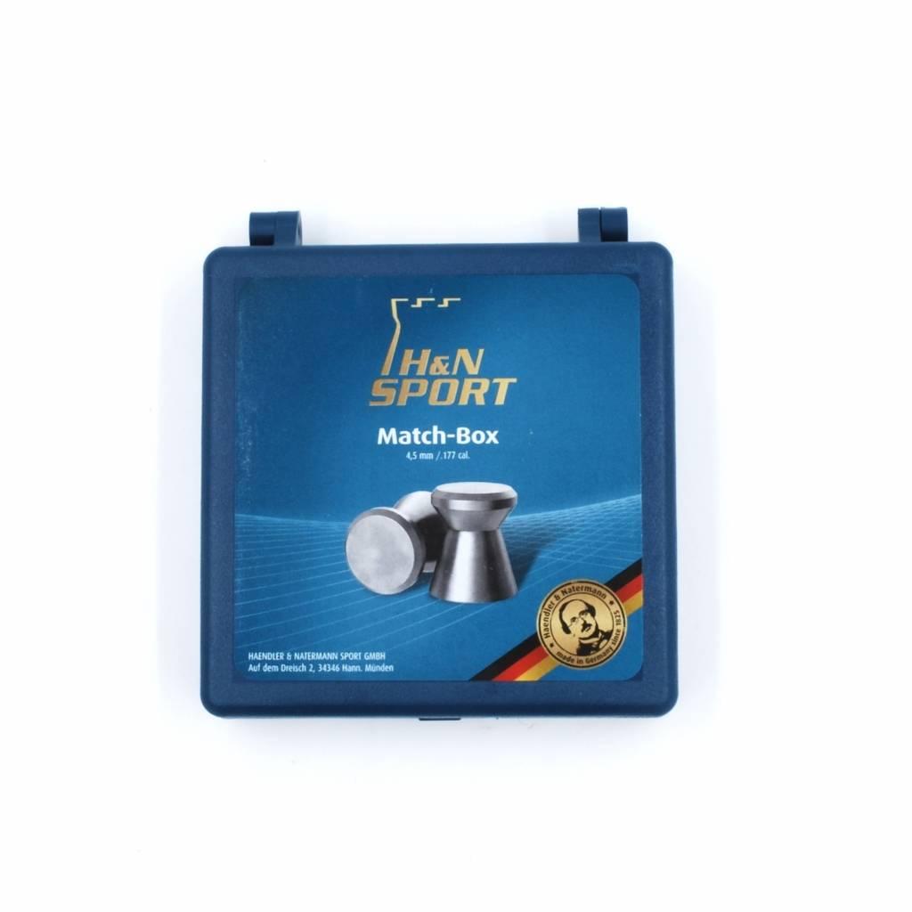 H&N H&N Match Pellet Box 4.5mm