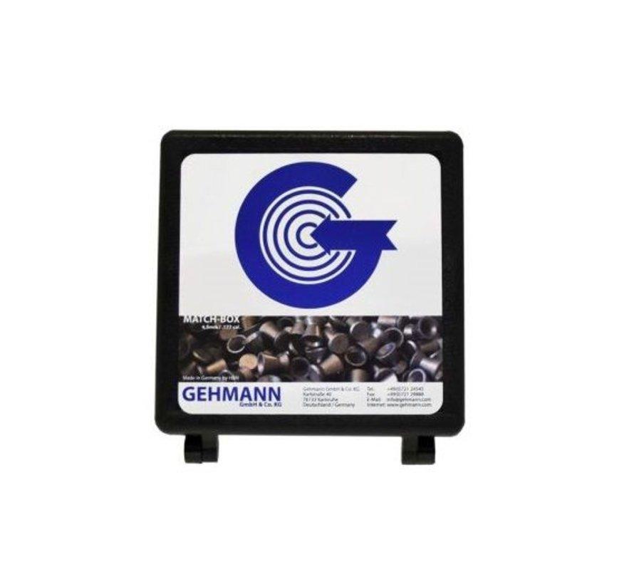 Gehmann Match 798 Box 4.5mm / .177 cal.