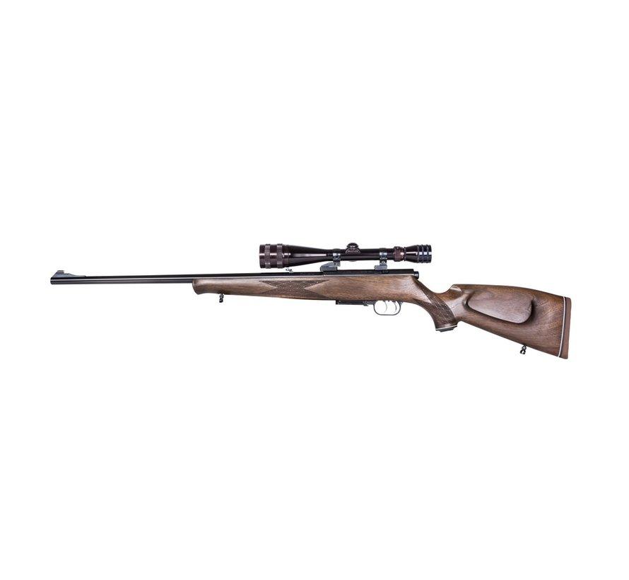 HW60J klein kaliber geweer van Weihrauch
