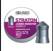 JSB  JSB Straton Jumbo Monster Diabolo 5,51mm 25,39gr