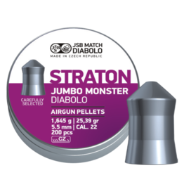 JSB  JSB Straton Jumbo Monster Diabolo 5,51mm 25,39gr