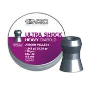JSB  JSB Ultra Shock Heavy Diabolo 5.52mm 25.39gr