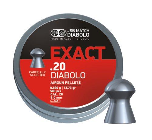 JSB  JSB Exact .20 Diabolo 5,10mm 13,73 grain