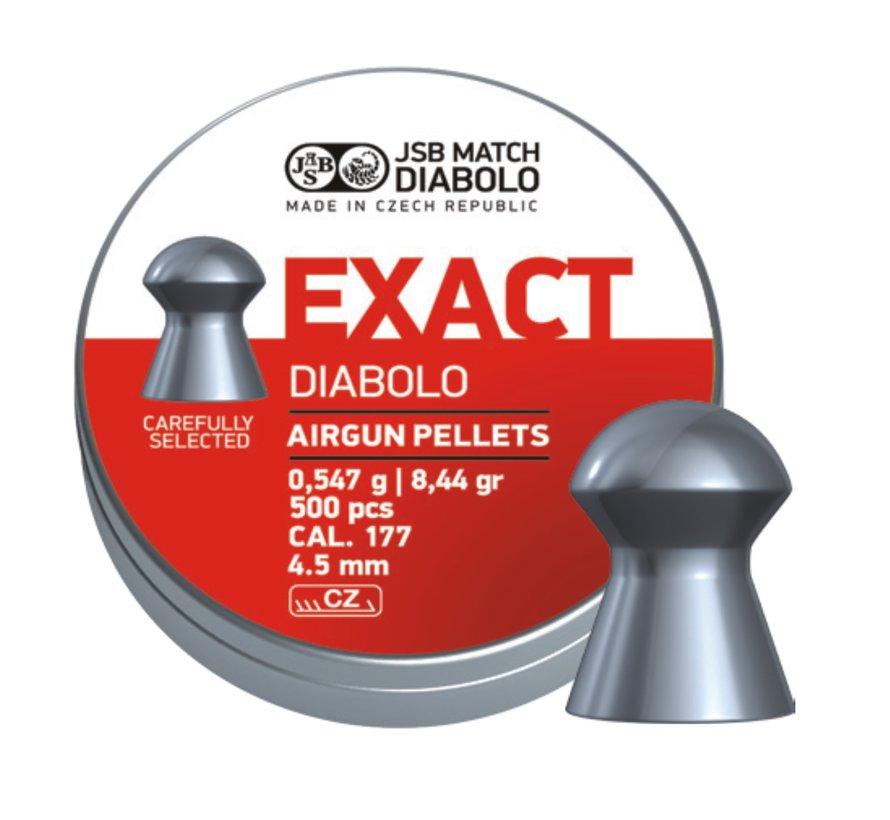 JSB Exact Diabolo 4.50mm 8,44 gr