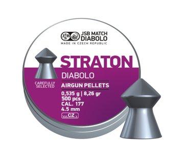 JSB  JSB Straton Diabolo 4,50mm 8,26 gr