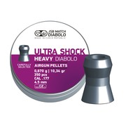 JSB  JSB Ultra Shock Heavy Diabolo 4.52mm 10.34gr