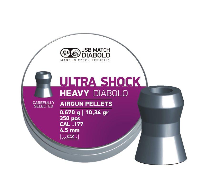 Ultra Shock Heavy Diabolo by JSB