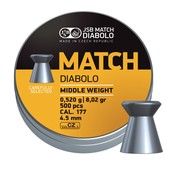 JSB  JSB Match Diabolo Middle Weight  8,02gr. 4.5mm.