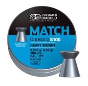 JSB  JSB Match Diabolo Heavy Weight 4,49mm 8,26gr