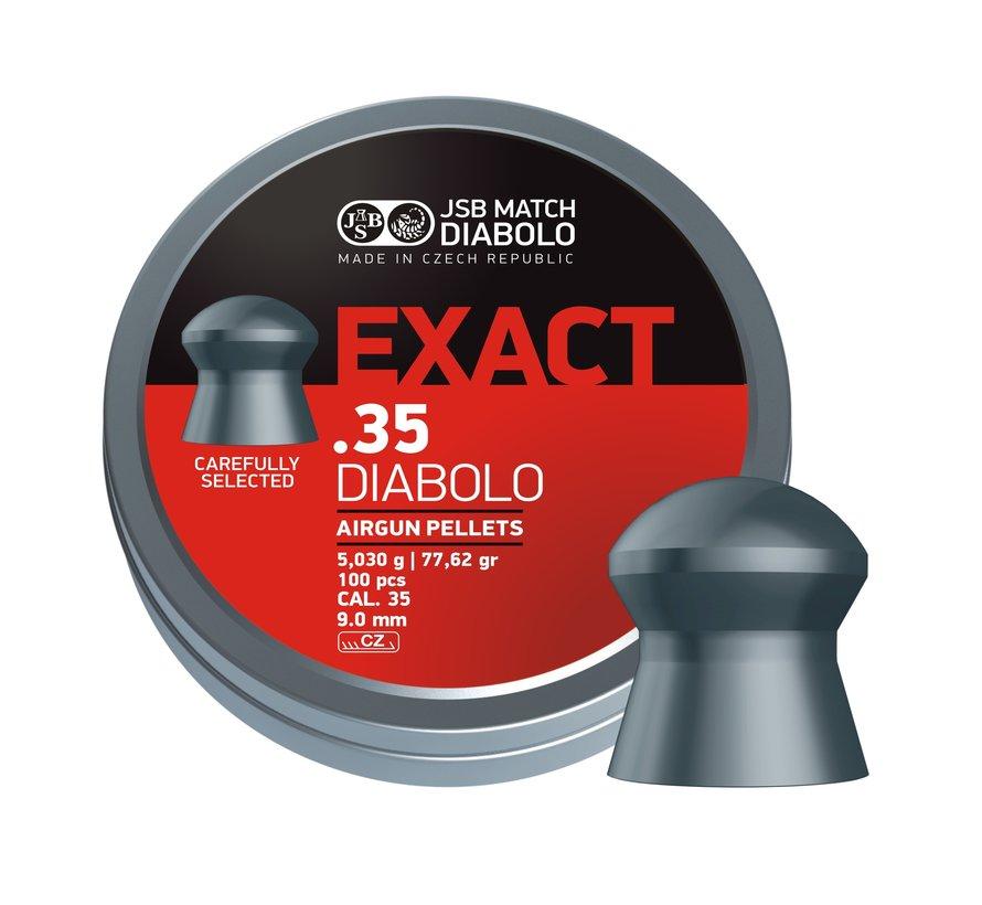 JSB Exact .35 Diabolo 9,00mm 81,02 grain
