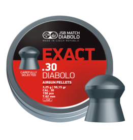 JSB  JSB Exact Heavy Diabolo 7.62 mm 50.15 grain