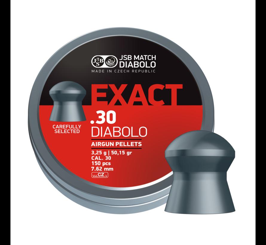 JSB Exact Heavy Diabolo 7.62 mm 50.15 grain