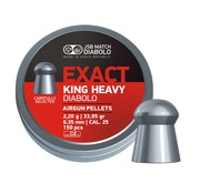 JSB  JSB Exact King Heavy Diabolo 6,35mm 33,95gr (150)