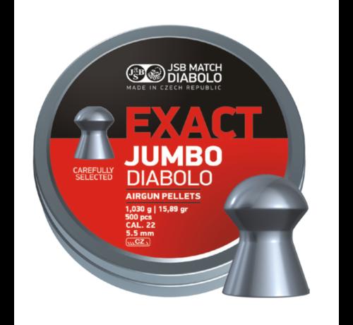 JSB  JSB Exact Jumbo Diabolo 5.50mm 15,89gr