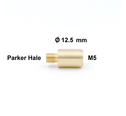 Ballistol Cleaning Rod Adapter Parker Hale external thread to  M5 internal thread