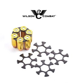 Wilson Combat Wilson Combat Smith & Wesson  .45 Full Moon Clip, Blue, 5 pcs.