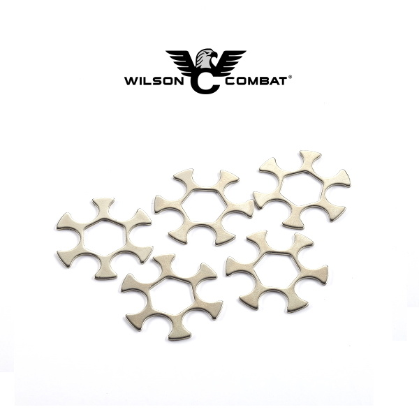 Wilson Combat Wilson Combat Smith & Wesson  .45 Full Moon Clip Stainless 5 pcs.
