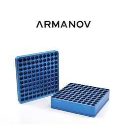 Armanov Armanov Case Gauge box 9mm