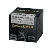 Sellier & Bellot Sellier & Bellot 30-06  Springfield FMJ 147grain