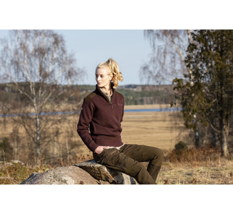 Caribou Hunt Trousers Ladies by Pinewood