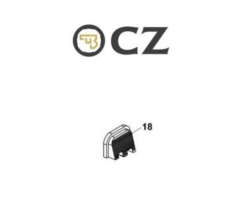 CZ CZ P-10C Slide Plug