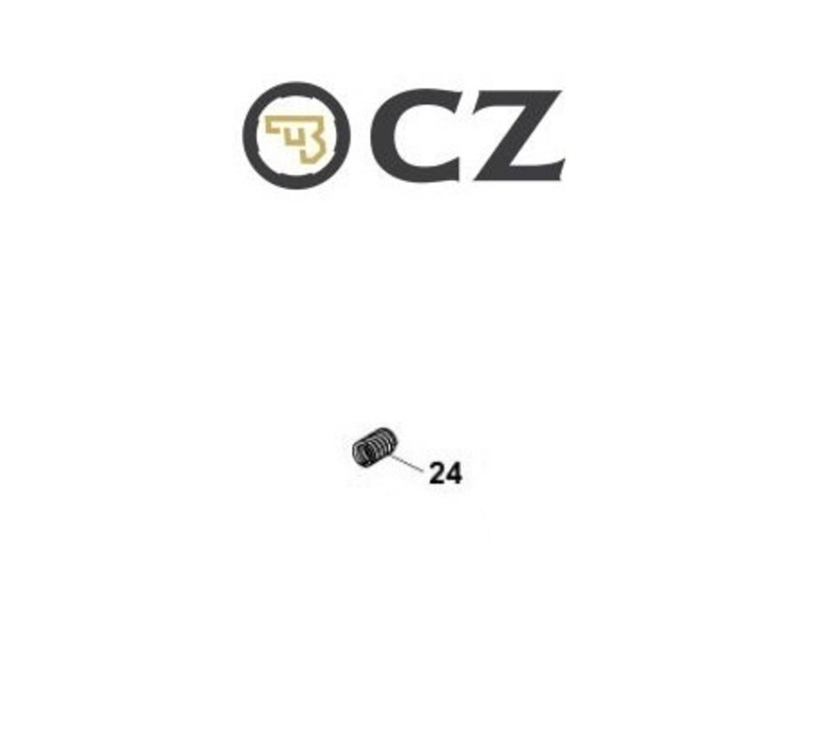 CZ P-10C Extractor Spring
