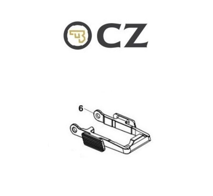 CZ P-10C Slide Stop