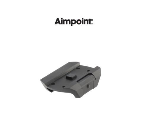 Aimpoint AIMPOINT H2 Mount Weaver - Piccatiny