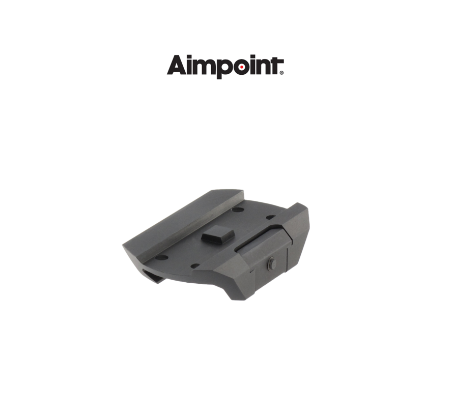 AIMPOINT H2 Mount Weaver - Piccatiny
